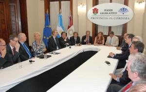 Embajadores de la Unión Europea en Córdoba