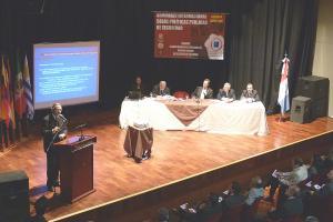 Debaten sobre Políticas Públicas en Seguridad
