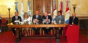 """Proponen creación del """"Observatorio del Trabajo Decente"""" para la Región Centro"""