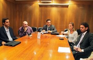 Se avanza en la agenda de capacitación 2013