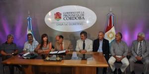 Gremios firmaron el acuerdo salarial