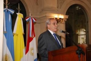 García Allocco inauguró el año judicial con claros lineamientos para la administración de justicia