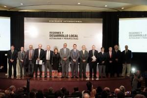 Debatieron en Córdoba sobre Desarrollo Regional