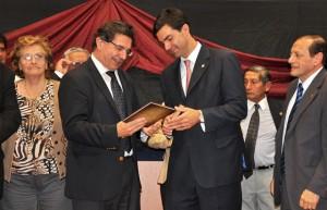 Urtubey inauguró sede regional y oferta educativa universitaria junto al ministro Sileoni