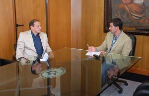Gobierno y UNSa se reunieron para analizar oferta educativa en el interior