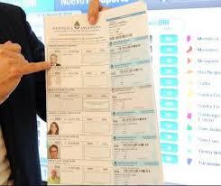 Presentaron nuevo padrón electoral