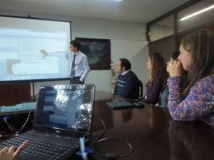 Se incorpora plataforma virtual para mediaciones y asesoramiento en línea