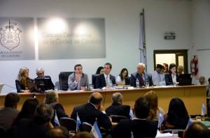Inédita audiencia por Informe Anual del Plan de Metas