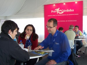 Ronda de negocios en AgroActiva 2013