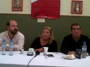 """Carrió: """"hoy entramos en una dictadura"""""""