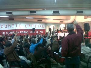 UCR: El Congreso partidario legitimó candidatura de Aguad