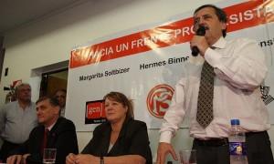 Acuerdo progresista en la provincia de Buenos Aires, más allá de 2013
