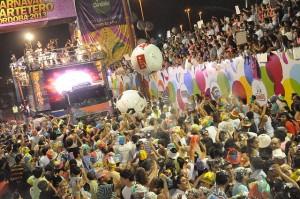 Carnaval cuartetero: Gónzalez no recibió a legisladores del Frente Cívico