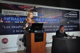 Giorgi pidió incrementar inversiones para consolidar industria automotriz