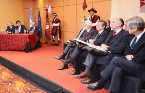 Embajadores de la Unión Europea en Salta