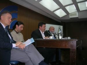 seminario seguridad democratica