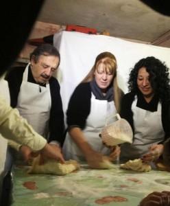 Alfonsin y Stolbizar pan