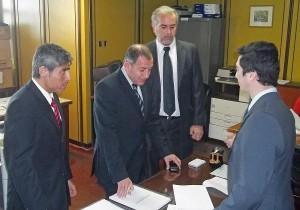 El juecismo presentó denuncia penal por la Central Pilar