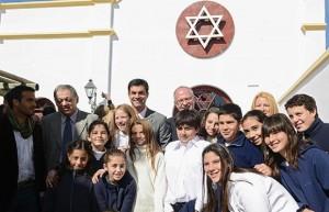 Agenda de trabajo de la Embajadora de Israel y el gobierno provincial