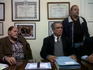 Cambio Radical (Abella) anunció apoyo a Aguad pero ratificó profundizar debate interno