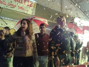 Provincia: Aguad y Carrizo avizoran UCR ganadora