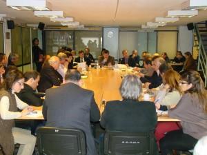 Juicios: Ríspida reunión en el Concejo por convenio Municipio y empresas de transporte