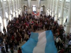 """Judiciales: El conflicto entró en """"terreno pantanoso"""". Nuevo paro de 24 horas"""