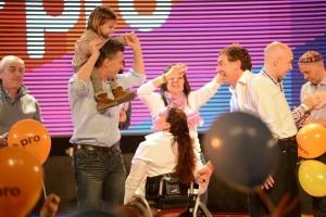 """Macri: """"Aspiramos a seguir creciendo en la próxima elección"""""""
