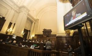 Corte: La audiencia sobre Ley de Medios continúa con la exposición de las partes
