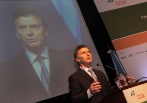 Cumbre sobre perspectivas de la Argentina, reunió a Macri, Massa y otros políticos con empresarios