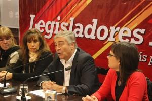 Obligatoriedad: Sin nombrarlos, Aguad criticó a Schiaretti y Baldassi por no participar de los debates