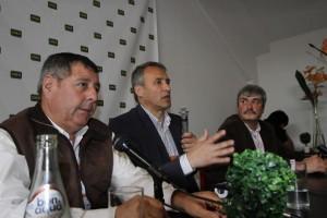 PRO: Referentes locales se comprometieron a impulsar leyes en apoyo de las economías regionales