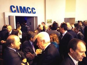 CIMCC almuerzo empresarios industriales