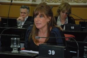 Legisladora Olga Rista