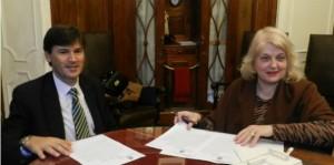 Convenios por prácticas profesionales entre ministerios y unidades académicas de la UNC