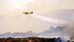 avion hidrante