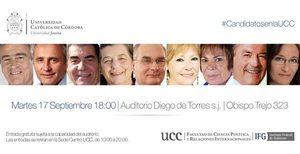 candidatos UCC