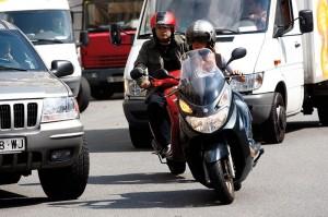 Seguridad vial: Promueven toma de conciencia  y prevención en el manejo de motos