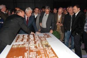 Provincia y sector privado inauguraron el Parque Industrial Córdoba