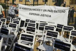 """Causa LAPA: Víctimas de la tragedia repudiaron """"manipulación de la justicia"""" por parte de Deutsch"""