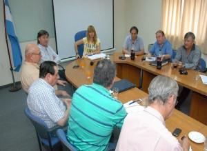 Mesa de Enlace local renovó reclamo por temas que afectan al sector agropecuario