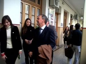 Narco/Policías: Schiaretti pidió no politizar el tema