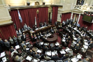 Senado sancionó ley que compensará medidas anunciadas por Ganancias