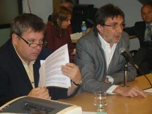 Comision servicios públicos y Bartolomeo