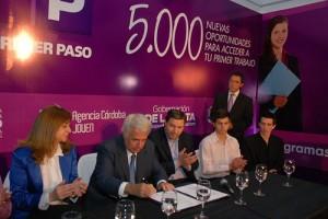 "De la Sota lanzó el ""PPP 2013 Bis"" y Schiaretti propone Ley de Aprendiz"