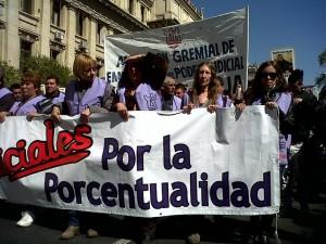 Conflicto Judicial: Gremio decretó otro paro por 48 horas