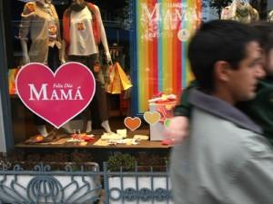 El día de la madre dio un respiro a los comerciantes