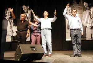 Con liturgia peronista, el PJ cordobés festejo el día de la lealtad