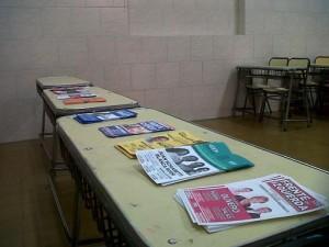 """La Junta Electoral consideró """"válidos"""" a los votos efectuados con """"boletas Paso"""""""