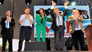Sin confrontar, Boudou llamó a proteger la industria argentina